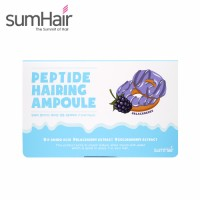 [SUMHAIR] Peptide Hairing Ampoule 13ml * 10pcs - Korean Hair Care