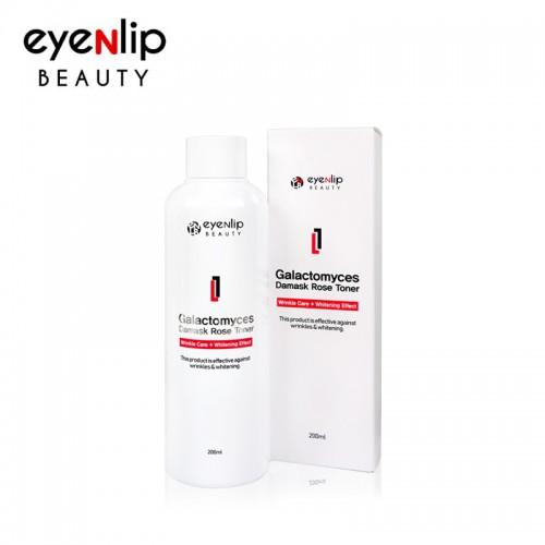 [EYENLIP] Galactomyces Damask Rose Toner 200ml - Korean Skin Care Cosmetics