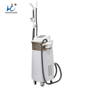 3 years warranty sine 700W velashape body contouring machine vacuum rf weight loss physiotherapy equipment