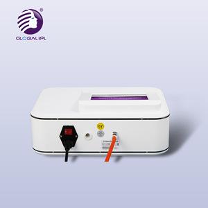 Acne improvement with O2 jet peel water oxygen machine