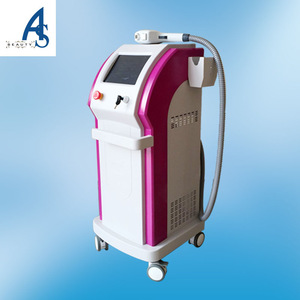 Beauty equipment 808nm hair removal machine soprano laser diode epilator