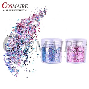 Bulk Chunky Glitter Pigment Powder Cosmetic Face Body Glitter