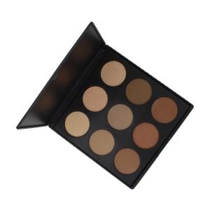 Cosmetics Custom Logo Pressed Powder Palette Foundation Contour Face Powder Makeup