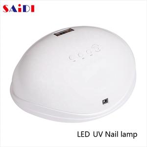 Factory Wholesale Hot selling Beauty SPA Nail Equipment 72w UV Led Nail Lamp