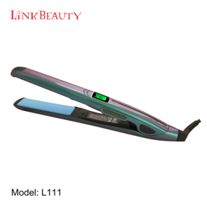 Nano ceramic perm machine barber tools and equipment Wide plate hair flat iron