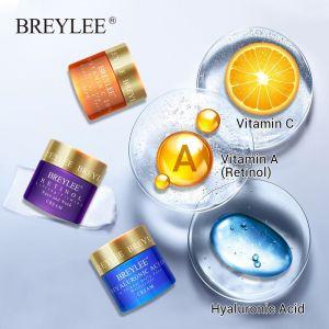 OEM Breylee Vitamin C 20% Vc Whitening Facial Cream Repair Fade Freckles Remove Dark Spots Melanin Remover Brightening Face Care