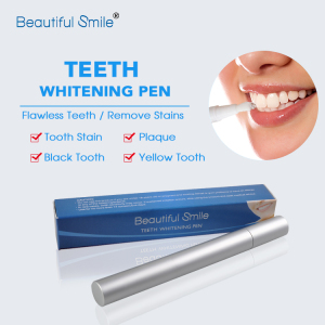 OEM peroxide free 16%hp organic teeth bleaching whitening pen for sale