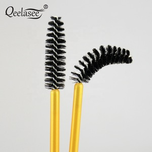Professional Eyelash Brush Extension Mascara Brushes Disposable Eye Lash Wands Comb Applicator