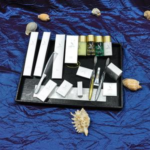 Wholesale luxury amenities kit hotel soap and shampoo 20g