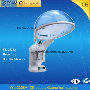 (YL-2328A) CE beauty salon home useful Ozone hair steamers prices