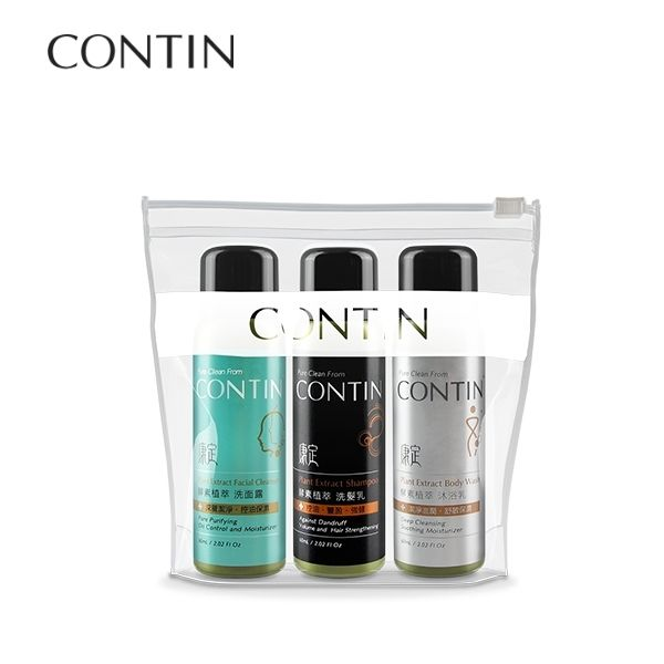 Plant Extracts Travel Set