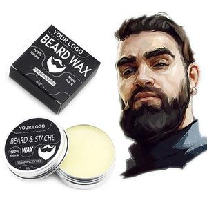 2019 New Product Sweet Orange Beard Growth Cream With Smoothing Moisturizing