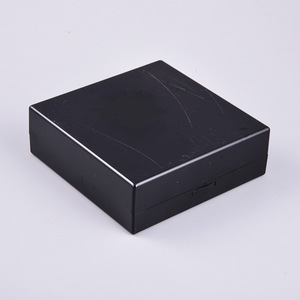 43 grid rectangle cosmetic container empty eye shadow palette case