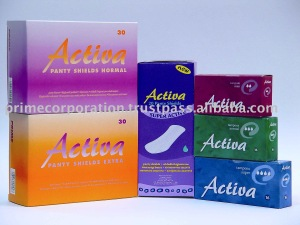 Active Feminine Hygiene Products
