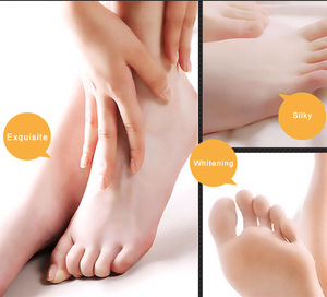 China professional customize foot and hand care feet scrub foot skin care moisturizing scrub