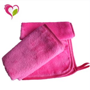 Custom Design Deeply Face Cleansing Microfiber Makeup Remover Cloth