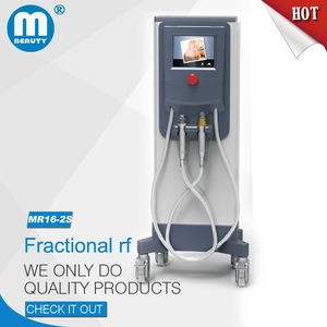 electroporation mesotherapy microneedle fractional rf machine