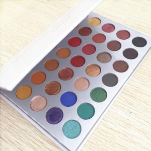 Eyeshadow Palette Custom 50 Pcs Cosmetics Eyeshadow Palette Eyeshadow Palette Vendor
