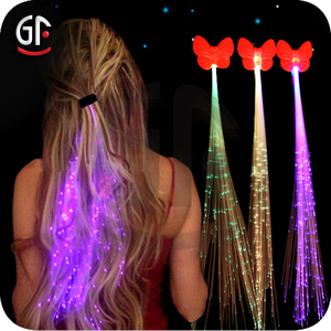 Festoon Lighting China Manufacturer Colorful Virgin Hair Extension