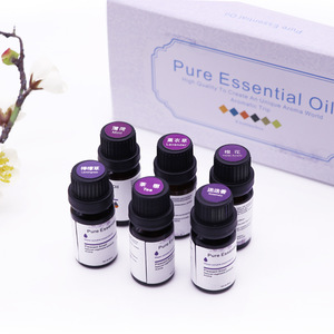 Free Shipping 100% Pure Essential Oil Gift Set Private Label Essential Oil
