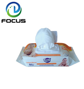 Functional Wet Wipes/Pet Wipe Household Wipe Baby Wipe Face Wipe/Non-alcoholic Cleaning Wet Wipes