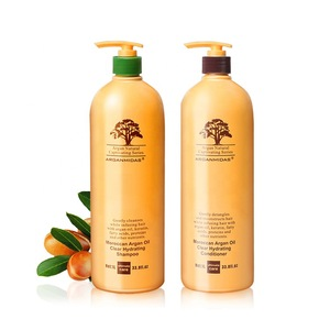 Hair Care Shampoo China Manufacturer 100% Pure Natural Moroccan Argan Oil Shampoo For Malaysia Hair