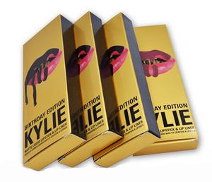 Matte Liquid Lipstick Long Lasting Waterproof Lips Pencil Make Up Lip Gloss And Lip Liner Set