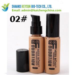 miss rose Brand Makeup Whitening Moisture Liquid Foundation