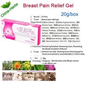 Natural herbs pain Relief Breast Lump healing mastitis cream