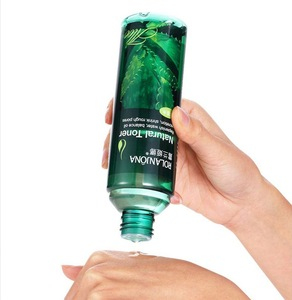 OEM ODM Rolanjona new product aloe face whitening refreshing toner