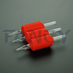Sterile Disposable Tattoo Grip, Disposable Tattoo Tube, Wholesale Price