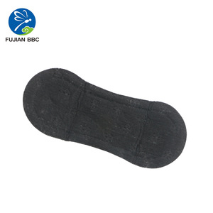 Wholesale Disposable breathable cotton black panty liners manufacturer