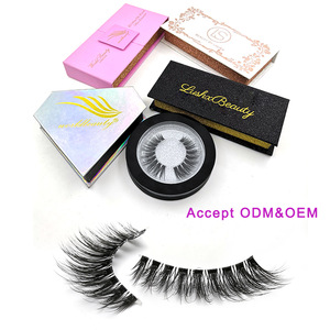 Worldbeauty wholesale private label eyelashes clear band