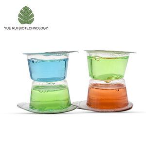 Yuerui biotechnology OEM Fresh fruit mouthwash fresh breath 4 hours portable mouthwash for High-end custom wholesale mouthwashes