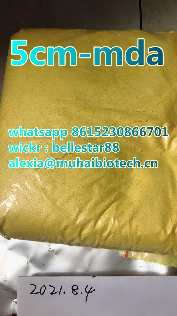 5cm-mda cananbis more purer white powder whatsapp:+8615230866701