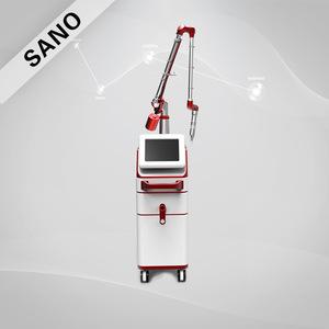 beijing sanhe hair removal vein stopper nail fungus treatment 1064nm & 532nm long pulse nd yag laser