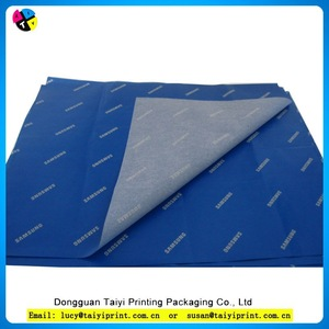 Cheap packaging color paper tissue
