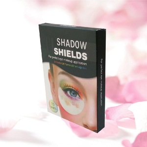 china new product eye shadow shields with oem for makeup