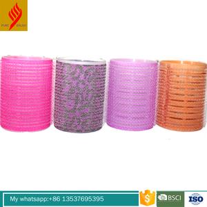 彩色制造商塑料卷发器