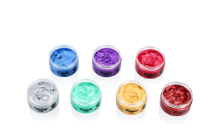 Fashionable professional wholesale temporary natural silver color hair wax