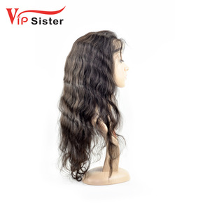 High quality full lace wig body wave, human hair 613 peruvian full lace wigs under 100, short curly hair wig making machine