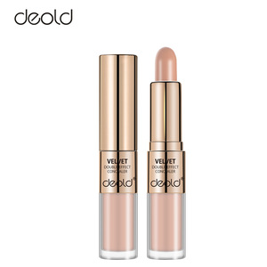 high quality velvet double effect makeup stick face concealer
