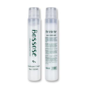 home use 100ML hair developer peroxide cream in hair dye