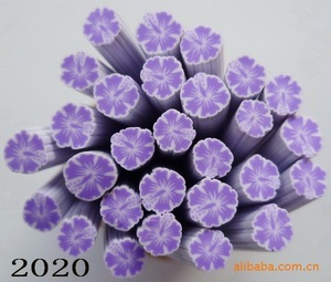 LNU-2029 nail art 3D Fimo Canes & Soft Clay fruit slice & nail art decoration