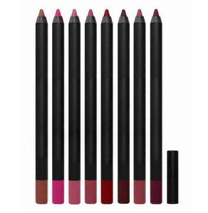 Oem Cosmetics  Longlasting Lip Contour matte lip pencil Waterproof Lip Liner