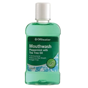 safe natural herbal mouthwash flavour liquid mouthwash