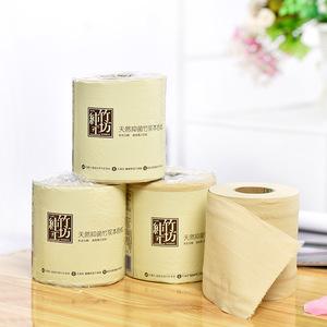 Sanitary Paper Unbleached Dissolves Toilet Paper