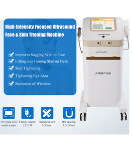 Ultrasound Therapy Hi Fu Lift Face Skin Tightening Ultra Facial Lifting Anti-wrinkle Machine