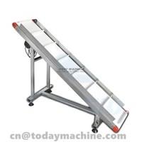 Coco Powder Tilted Belt Conveyor