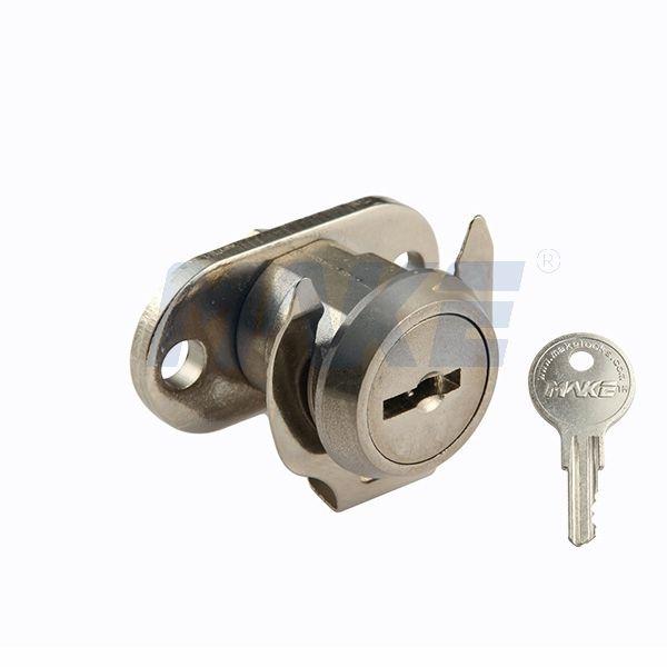 Flat Key Cam Lock